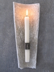 Il-de-R� Candle Wall Sconce by Hannah Woodhouse