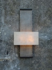 Nuit de Chine Wall Light (faux bronze) by Hannah Woodhouse